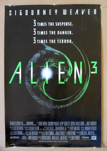 alien 3 poster - photo #18