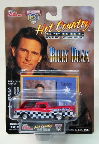 Rc Billydean on 1968 Ford Ranchero
