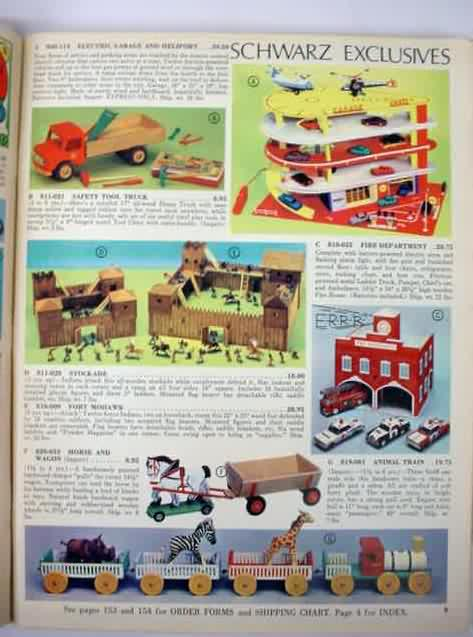 Steam Clean Car Interior >> Toy Manufacturer Catalogs of vintage antiques for sale ...