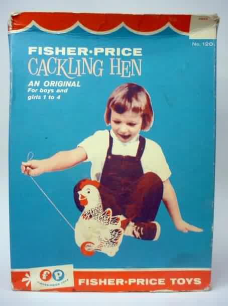 Vintage Collecitble Fisher Price Toys For Sale From
