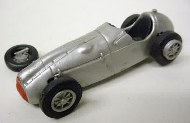 1 43 Scale White Metal Car Model Kits Vintage Out Of