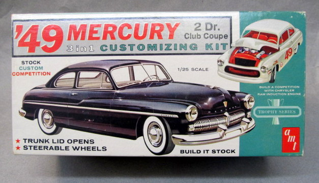 AMT CAR & TRUCK vintage out of production plastic model kits for sale Gasoline Alley Antiques