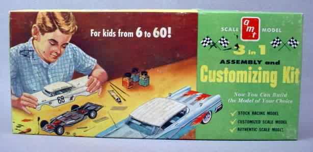 Amt Model Car Kits For Sale