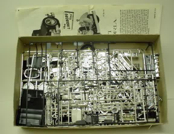 LINDBERG CAR & TRUCK vintage out of production plastic ...