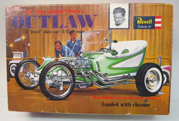 Revell Car Amp Truck Vintage Out Of Production Plastic Model