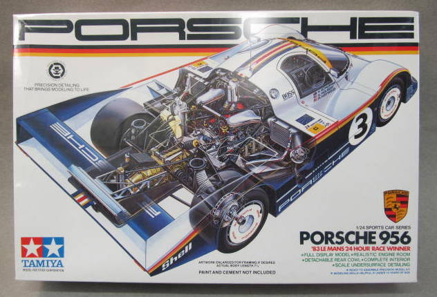 Tamiya Automotive Model Kits Vintage Out Of Production For