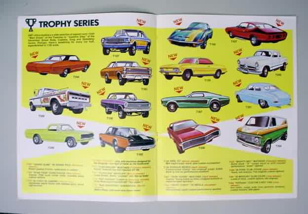 Johan model car kits for sale