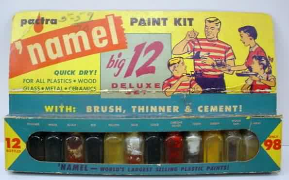 Model Car Paint Pens Kits