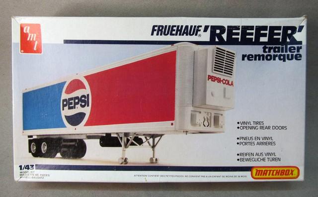 1 43 Scale Automotive Amp Truck Vintage Plastic Model Kits