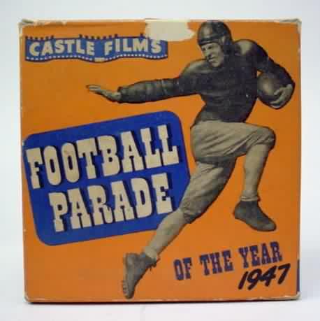 Vintage College Football Videos 37