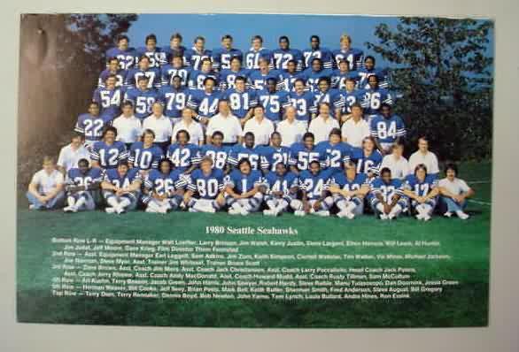 1988 Seattle Seahawks season
