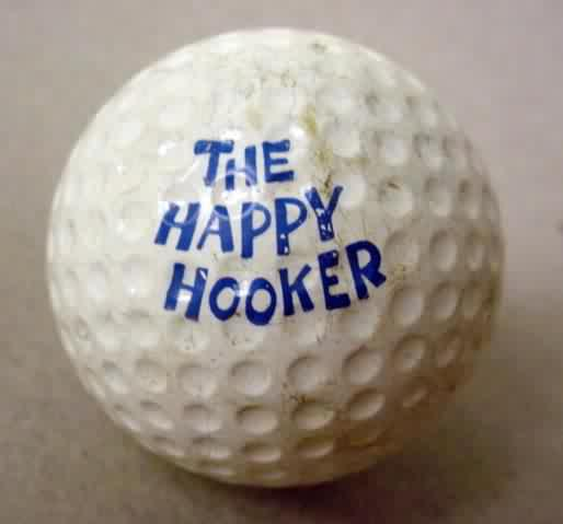 Top vintage collectible GOLF MEMORABILIA for sale from Gasoline Alley  ML24