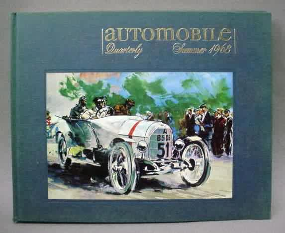 Automobile Quarterly Magazine Books